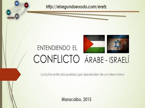 Entendiendo El Conflicto Árabe Israelí Vídeo 1