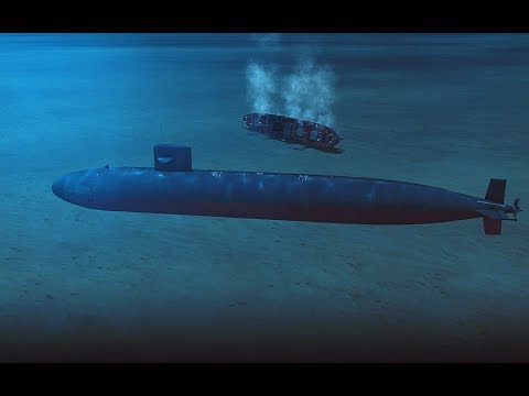 Epic Simulator of the Modern Nuclear Submarine ! Cold Waters