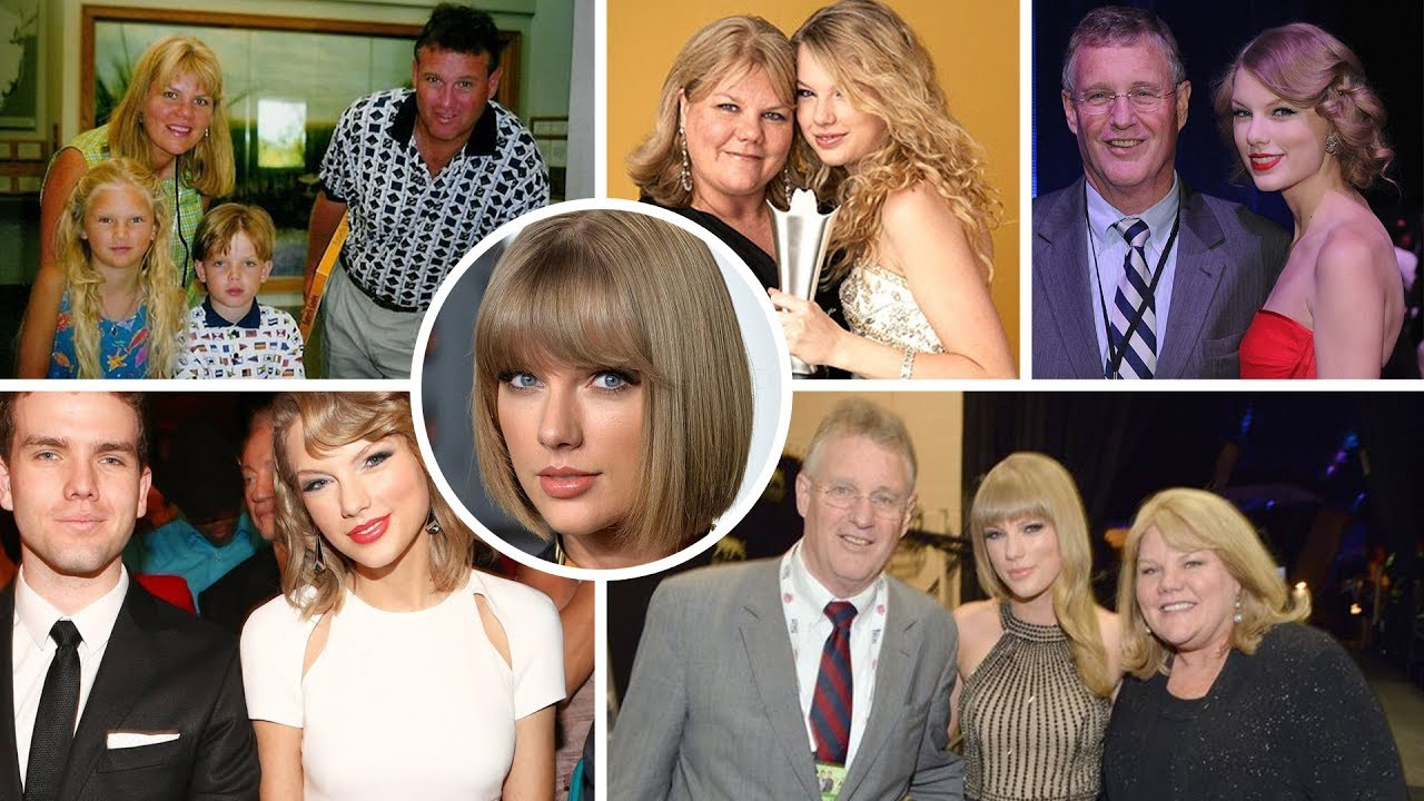 Taylor Swift Parents Siblings And Family 2018 Taylor Swift Family And Lifestyle 2018 Youtube