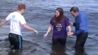 Jak and Ashley's Baptisms - 12/05/2014