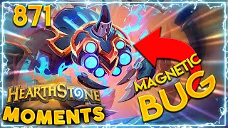 BLIZZARD? You Need To Fix This... | Hearthstone Daily Moments Ep.871