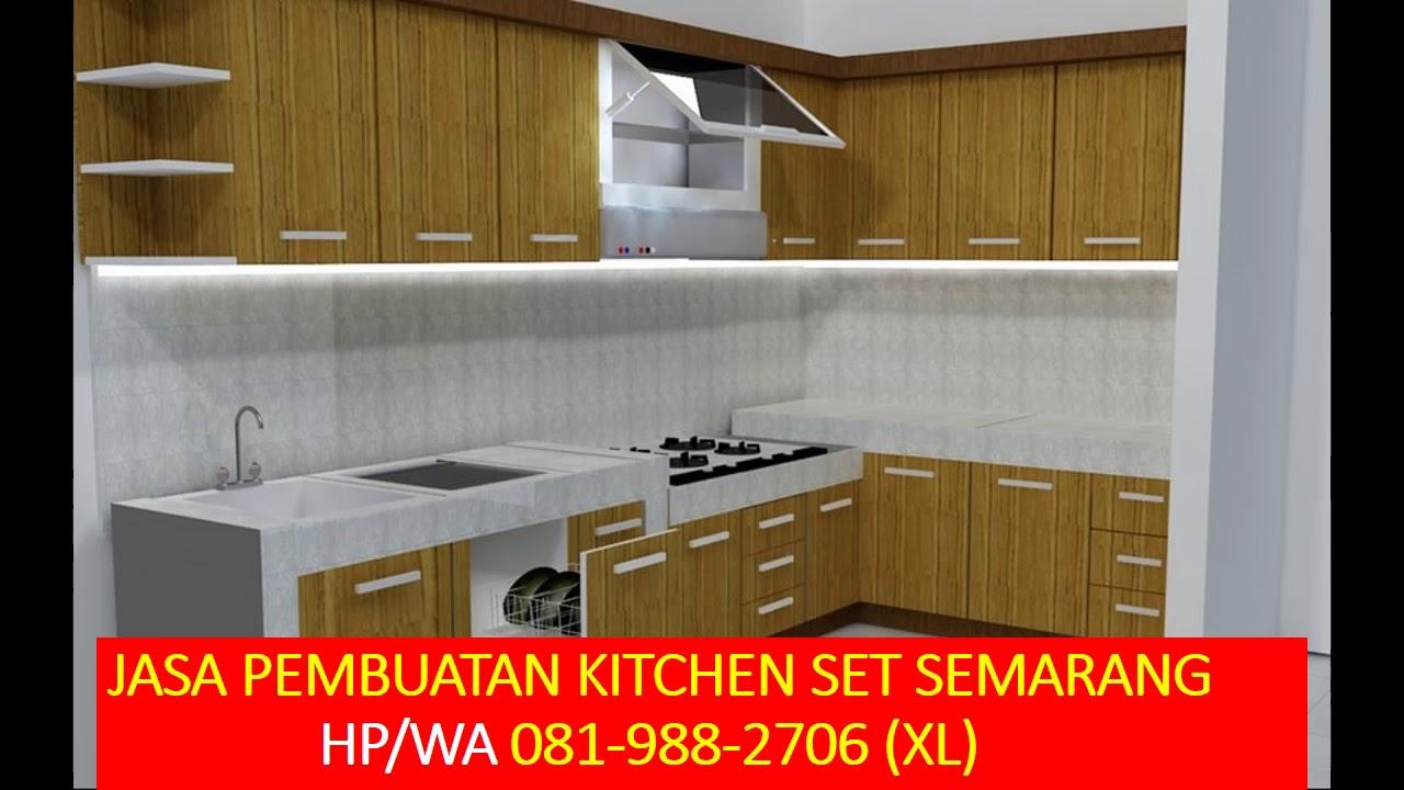Kualitas Terjamin Wa 6281 988 2706 Xl Harga Kitchen Set 2 Pintu
