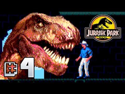 The Lost World: Jurassic Park - Mega Drive / Genesis Longplay