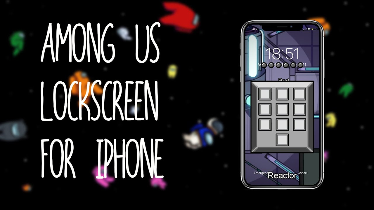 A Fan Made Among Us Screen Lock Is Going Viral On The Internet