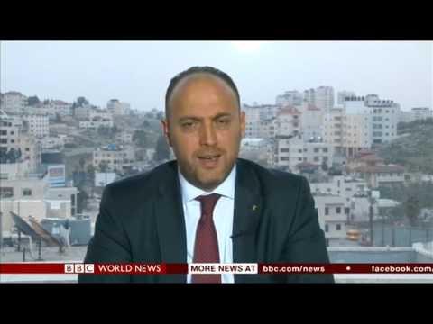 Dr.Husam Zomlot interview with BBC Hard Talk مقابلة د. حسام زملط على برنامج هارد توك