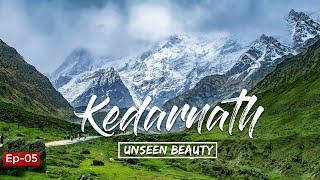 Kedarnath Yatra 2020 || Vasuki Tal Trek Route, Untouched Himalayas of Kedarnath, Ep05