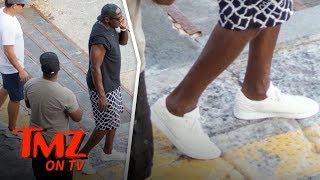 Michael Jordan Rocks Unreleased Jordans On Italian Vacation | TMZ TV