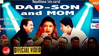 New Newari Comedy Show || Dad Son & Mom || Episode 76