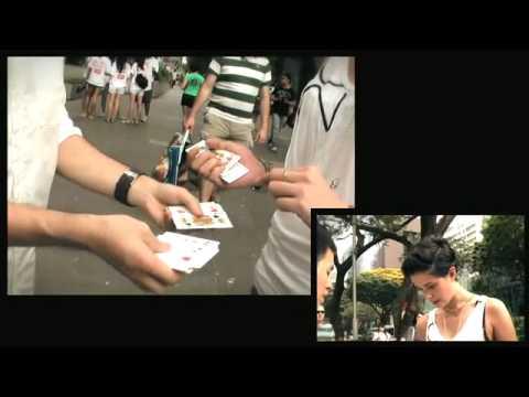 M for Magic Singapore S01E04: Harapan and Matthew's magic flirtations with Rebecca Tan!