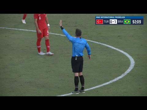 2018-nike-international-friendlies:-turkey-vs.-brazil