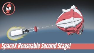 How SpaceX could Reuse their Second Stage!  || kNews Special