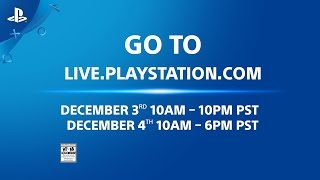 Live.PlayStation.Com - PlayStation Experience 2016