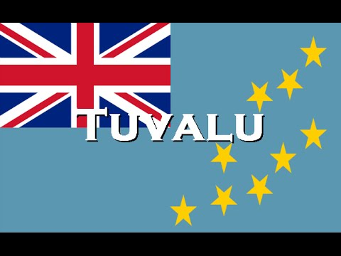 「National Anthem」Tuvalu - Tuvalu mo te Atua