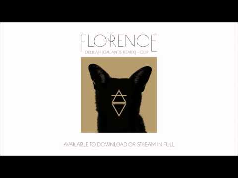 "Florence + The Machine ""Delilah"" (Galantis Remix / Premiere)"