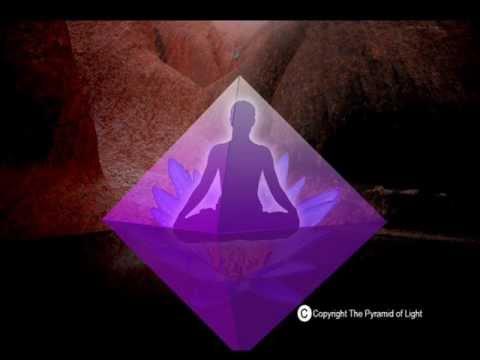 Rainbow Light Meditation - Uluru The New Dawn 2012