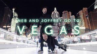 Neb and Joffery go to Vegas