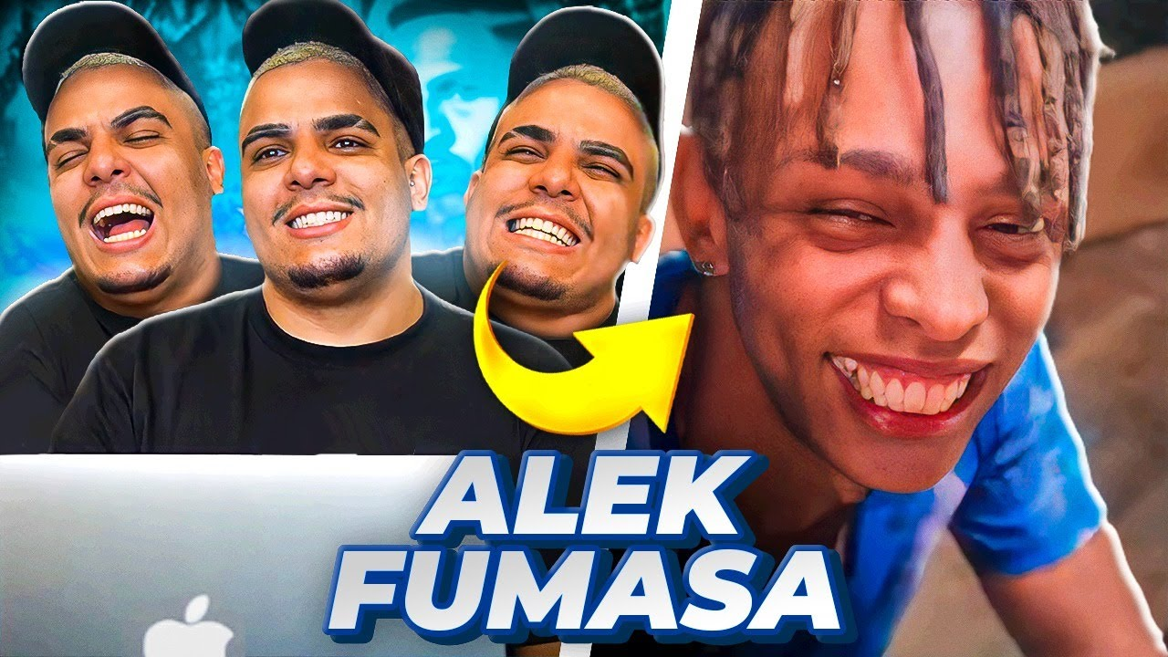 AS PERIPÉCIAS DE ALEK FUMASA - REACT