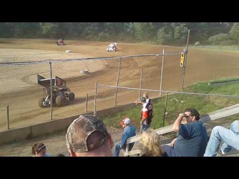 Butler Motor Speedway Hot Laps 8/5/2017