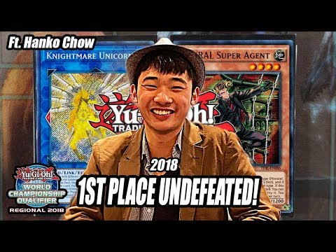 Yu-Gi-Oh! 1ST PLACE TORONTO REGIONALS: KNIGHTMARE SPYRAL DECK PROFILE! FT.HANKO CHOW! MAY 2018! OMG