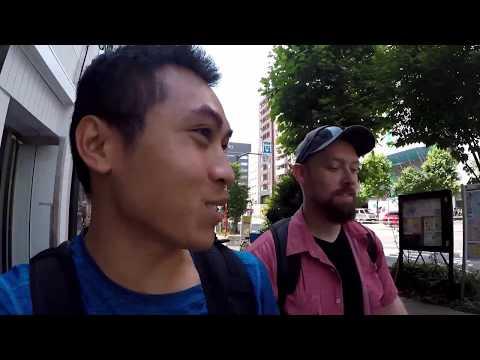 Hikari Hostel and Metropolitan Tokyo Government Building | Tokyo, Japan | Digital Nomad Vlog 89