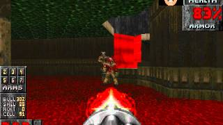 zdoom mod shooting monsters with textures and high res doom sound pack e1m8