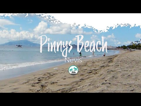 Pinneys Beach, Nevis - Island Lime Video