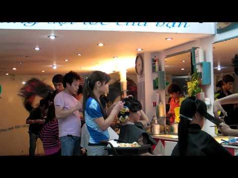 Tuan Duong Hair Salon, tạo mẫu tóc, dạy cắt tóc