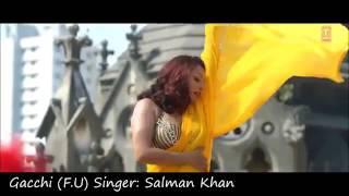 Gacchi varun Marati song salman khan singer