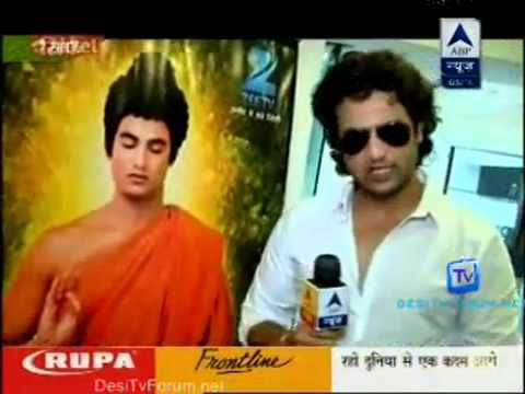 Actor Himanshu Soni in Special Lunch Meet With Fans | SBS Segment 22nd July 2014 ABP News