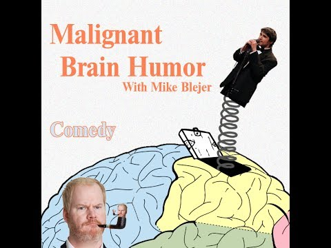 Malignant Brain Humor 15: Jim Gaffigan (Pt. 1)