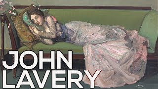 John Lavery: A collection of 590 paintings (HD)