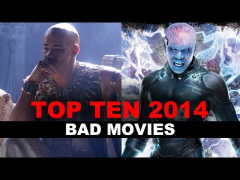 Top Ten Movies of 2014 : THE WORST! - Beyond The Trailer