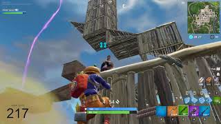 I conjure my buddy on fortnite that I have hacks!!