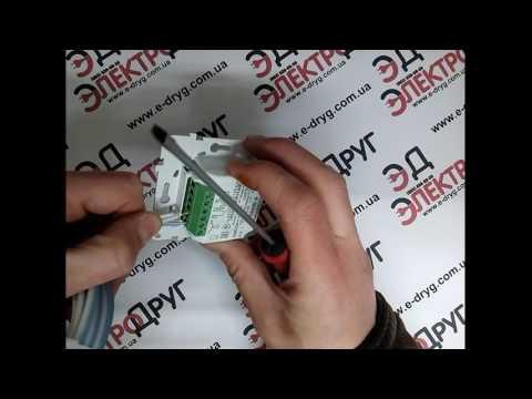 Терморегулятор terneo st. Обзор, подключение и проверка
