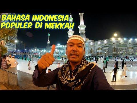 BELANJA DI MEKKAH MENGUNAKAN BAHASA INDONESIA