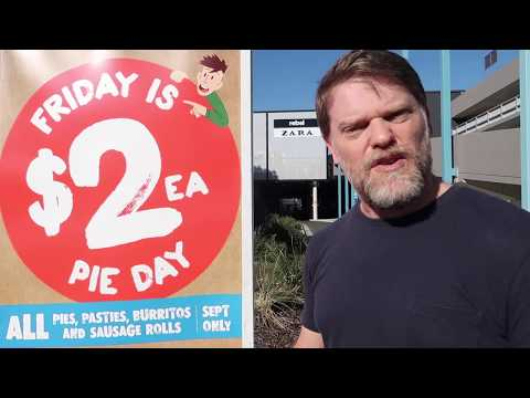 7-Eleven $2 Pie Day Friday Food Review - Greg's Kitchen