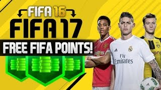FIFA 17 Mobile Hack -- FIFA 17 Free FIFA Coins and Points -- With Proof -- 100% Working