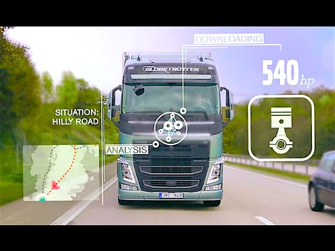 Volvo Smart Truck Repairs Itself Knight Rider New Volvo Truck Commercial CARJAM TV HD - YouTube