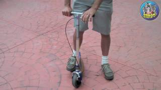 Go-Ped Grow-Ped Kick Scooter
