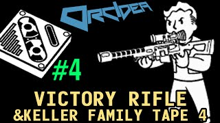 Fallout 3 Unique Weapons - Victory Rifle and Keller Family tape 4 thumbnail