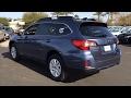 2017 Subaru Outback Phoenix, Peoria, Scottsdale, Avondale, Surprise, AZ S5883
