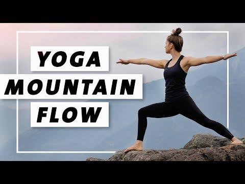 Yoga für Kraft, Beweglichkeit & innere Ruhe   Beine stärken und dehnen   Vinyasa Flow