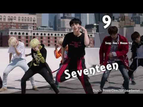 Top 15 Korean Boy Groups