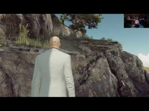 Hitman Elusive Target The Guru, and Holiday Content