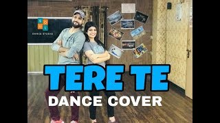 TERE TE Dance Choreography | Guru Randhawa | ft. Ikka | Tere Te Dance performance