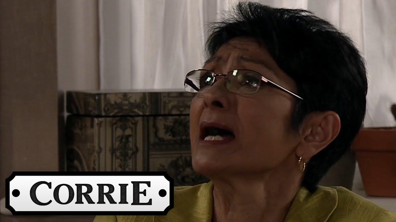 Geoff Begins Emotionally Bullying Yasmeen | Coronation Street