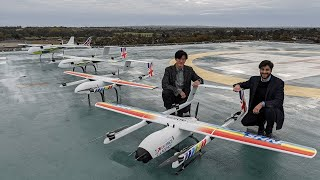 video: Drones to carry PPE between hospitals after UK Space Agency provides funding