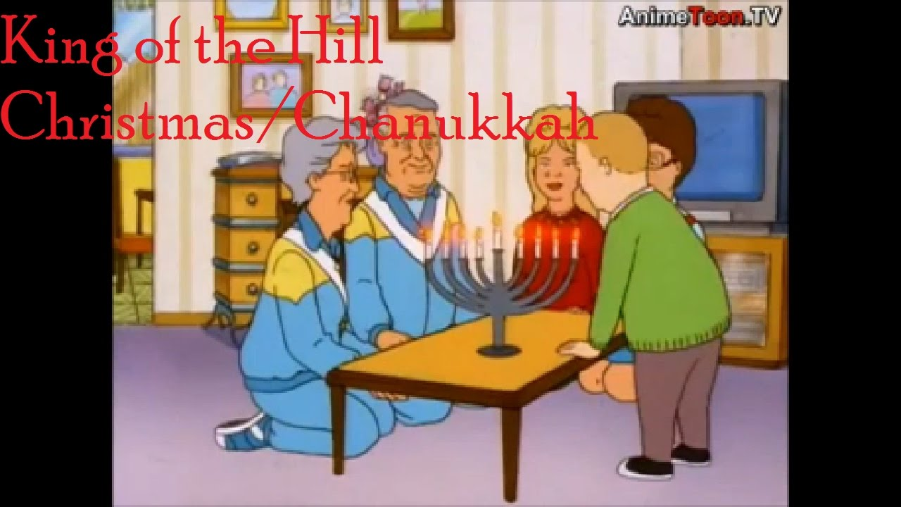 King of the Hill Christmas & Hanukkah - YouTube