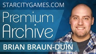 StarCityGames Premium Archive - Brian Braun-Duin BW Midrange - Round 4 [Magic: the Gathering]