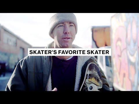 Skater's Favorite Skater | Andrew Reynolds | Transworld Skateboarding